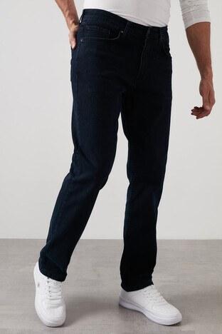 Buratti Yüksek Bel Regular Fit Pamuklu Jeans Erkek Kot Pantolon 7421S149KING KOYU LACIVERT