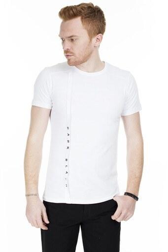 Cazador Erkek T Shirt CAZ 4122 BEYAZ