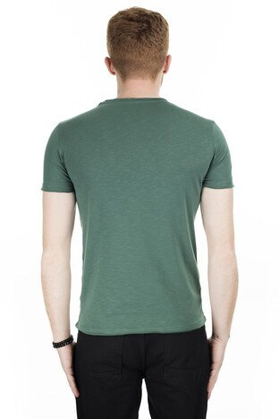Cazador Bisiklet Yaka Erkek T Shirt CAZ 4222 HUNTER