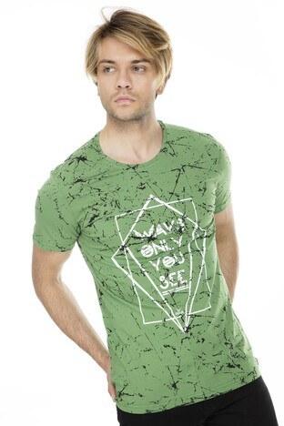 Cazador - Cazador Erkek T Shirt CDR 4163 HAKİ