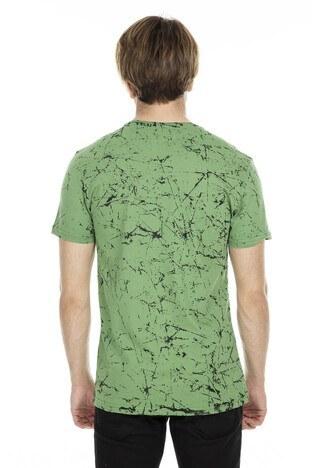 Cazador Erkek T Shirt CDR 4163 HAKİ