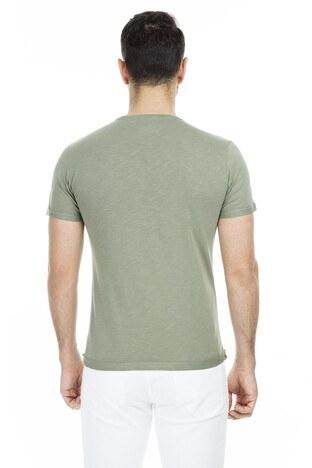 Cazador Erkek T Shirt CDR4068 HAKİ