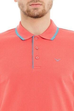 Cazador Polo Erkek T Shirt CDR 4614 NAR ÇİÇEĞİ