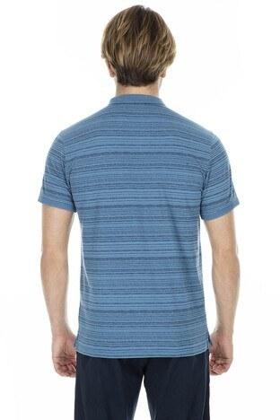 Cazador Polo Erkek T Shirt CDR4064 İNDİGO