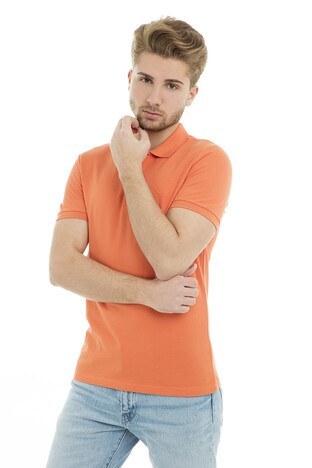 Cazador Polo Yaka Erkek T Shirt CDR 4613 MANDALİN