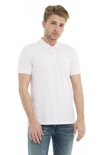 Cazador Polo Yaka Erkek T Shirt CDR 4613 PUDRA