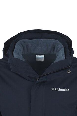 Columbia Çıkarılabilir Kapüşonlu Suya Karşı Dirençli Erkek Kayak Montu 1680491466466 MAVİ