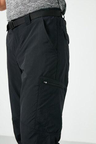 Columbia Kemerli Cepli Kargo Erkek Pantolon AM8007-010 SİYAH