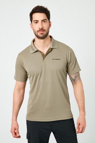 Columbia T Shirt Erkek Polo AO0126-365 YEŞİL