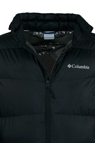Columbia Suya Dayanıklı Isı Yalıtımlı Outdoor Erkek Mont 1864224010 SİYAH