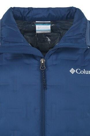 Columbia Suya Dayanıklı Isı Yalıtımlı Outdoor Erkek Mont WO0955-452 MAVİ