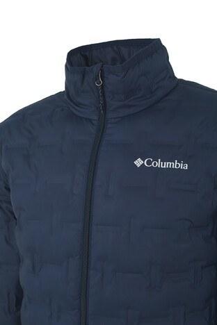 Columbia Suya Dayanıklı Isı Yalıtımlı Outdoor Erkek Mont WO0955-464 MAVİ