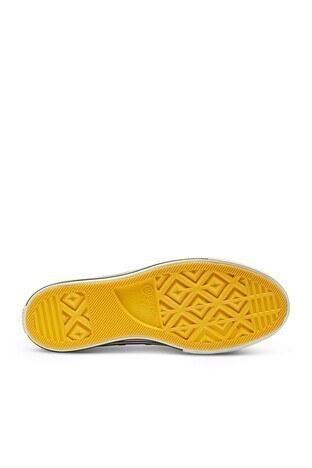 Converse Chuck Taylor Kalın Taban Spor Bayan Ayakkabı 570322C 281 Krem-Sarı-Turuncu