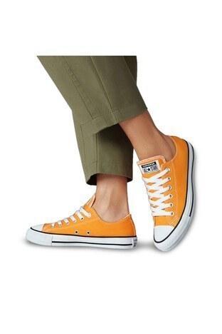 Converse Chuck Taylor Spor Bayan Ayakkabı 170468C 801 TURUNCU
