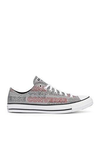Converse Chuck Taylor Spor Unisex Ayakkabı 170109C 020 Gri-Beyaz-Siyah