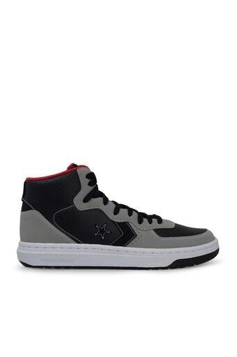 Converse Rival Erkek Ayakkabı 168735C 001 SİYAH-GRİ