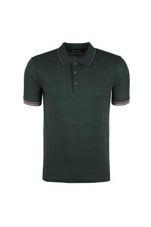 Diandor - DIANDOR T SHIRT Erkek T Shirt 0181817400 YEŞİL