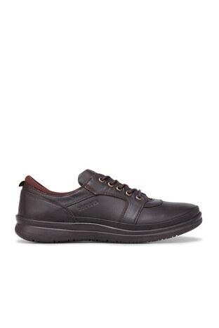 Dockers Shoes - Dockers Deri Erkek Ayakkabı 225083 KAHVE