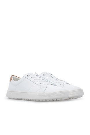 Dockers Deri Erkek Ayakkabı 226217 BEYAZ