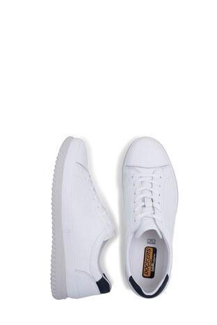 Dockers Deri Erkek Ayakkabı 228145 BEYAZ