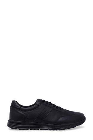 Dockers Shoes - Dockers Deri Erkek Ayakkabı 228342 SİYAH