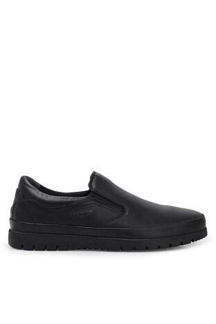 Dockers Shoes - Dockers Hakiki Deri Casual Erkek Ayakkabı 229116 SİYAH