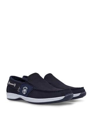 Dockers Hakiki Deri Erkek Ayakkabı 220101 LACİVERT