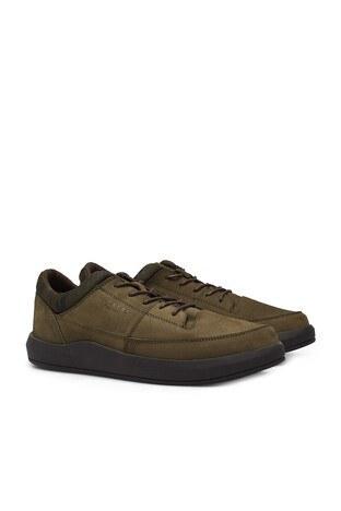 Dockers Hakiki Deri Erkek Ayakkabı 225090 9PR KUM-KAMUFLAJ