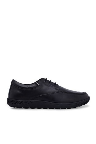 Dockers Shoes - Dockers Hakiki Deri Erkek Ayakkabı 228280 SİYAH