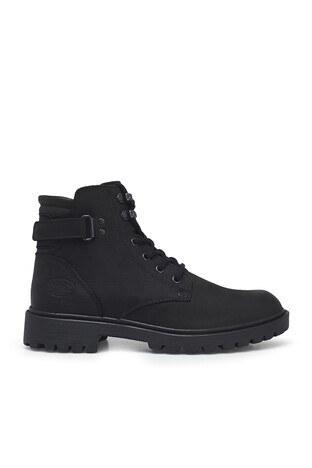 Dockers Shoes - Dockers Hakiki Deri Erkek Bot 225231 9PR SİYAH