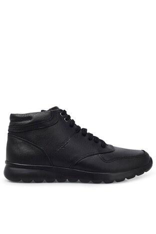 Dockers Shoes - Dockers Hakiki Deri Erkek Bot 227007 SİYAH