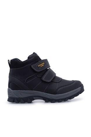Dockers Shoes - Dockers Outdoor Erkek Çocuk Bot 227311 SİYAH