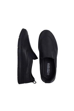 Dockers Slip On Erkek Ayakkabı 228635 SİYAH
