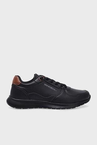 Dockers - Dockers Sneaker Erkek Ayakkabı 229515 1PR SİYAH-SİYAH