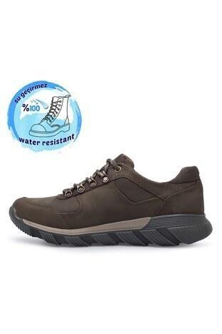 Dockers Su Geçirmez Deri Erkek Ayakkabı 227197 HAKİ