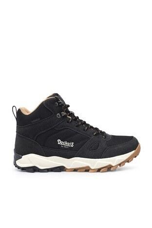 Dockers Shoes - Dockers Su Geçirmez Erkek Bot 229536 FÜME