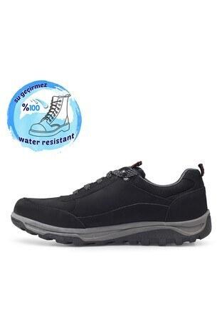 Dockers Su Geçirmez Hakiki Deri Outdoor Erkek Ayakkabı 229220 SİYAH