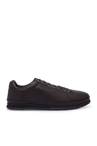 Dockers Shoes - Dockers Yumuşak Tabanlı Hakiki Deri Erkek Ayakkabı 230225 1FX KAHVE