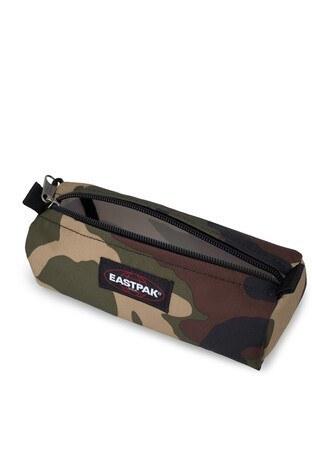 Eastpak Benchmark Unisex Kalem Çantası EK0003721811 HAKI KAMUFLAJ