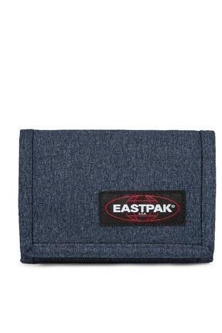 Eastpak Crew Single Unisex Cüzdan EK37182D KOYU MAVİ