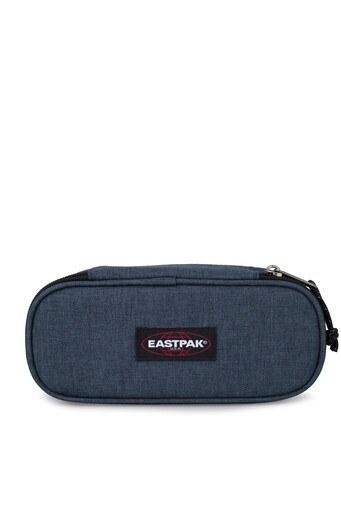 Eastpak Oval Single Unisex Kalem Çantası EK00071726W1 MAVİ
