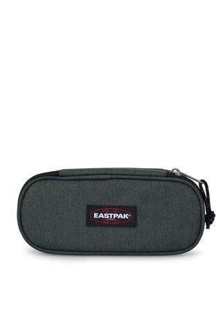 Eastpak Oval Single Unisex Kalem Çantası EK00071727T1 YEŞİL