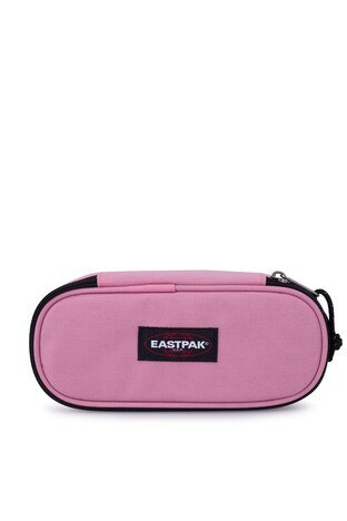 Eastpak - Eastpak Oval Single Unisex Kalem Çantası EK000717B561 PEMBE