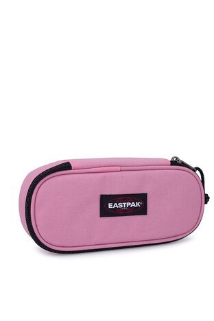 Eastpak Oval Single Unisex Kalem Çantası EK000717B561 PEMBE