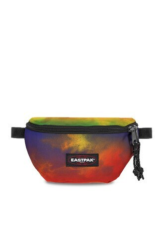 Eastpak - Eastpak Springer Unisex Bel Çantası EK000074B801 LACİVERT-TURUNCU