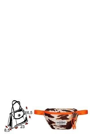 Eastpak Springer Unisex Bel Çantası EK07439W TURUNCU