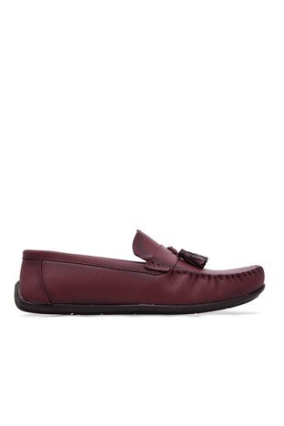 Exclusive Shoes - Exclusive Shoes Erkek Ayakkabı 917004 BORDO