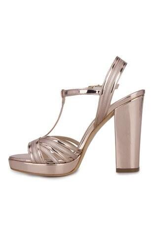 Exxe Topuklu Bayan Ayakkabı 347589515 ROSE
