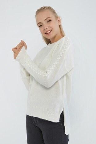 Fashion Friends - Fashion Friends Bayan Kazak 21K0413K1 EKRU