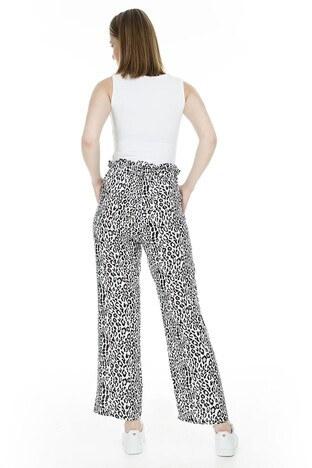 Fashion Friends Bayan Pantolon 9Y1985 LEOPAR